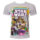 Official Star Wars Unisex Han & Chewie T Shirt ALL SIZES - Sci-Fi Merchandise