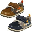 Clarks Infant Boys First Shoes Softly Boat
