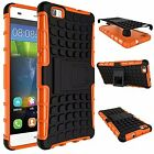 Huawei Ascend P8 Lite Dual Layer Shockproof Cover Hybrid Rugged Case