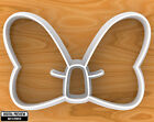Minnie Mouse Bow Knot Cookie Cutter, Selectable sizes.