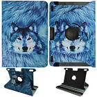 For Kindel fire HDX 8.9 Tablet Case Cover Folding 360 Rotating Folio Glob