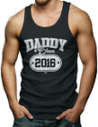 Daddy Since 2016 - New Father, New Baby Men's Tank Top T-shirt