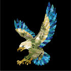 American Eagle Inlay Sticker Decal Guitar Bass |Combined shipping OK