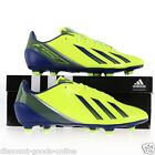 ADIDAS F10 TRX FG FOOTBALL BOOTS RRP £49.95 FIRM GROUND MOULDED BOOTS