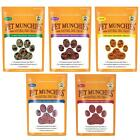 Pet Munchies Natural Real Meat TRAINING TREATS Dog Puppy Mini Healthy Snacks