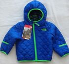 NEW THE NORTH FACE INFANT BOYS perrito REVERSIBLE JACKET MONSTER BLUE