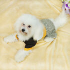 New Pet Dog Cat Puppy Warm Sweater Hoodie Coat Costume Apparel For Small Pet Dog