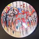 Diner plate 27cm BOPLA porcelain Rolf Knee Circus Series Meat dishes Dinner