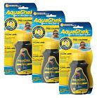Aquachek Chlorine Test Strips 4 Way Hot Tub Spa Pool Quick DIP Stick Aquacheck