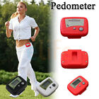 Smart Digital LCD Step Pedometer Walking Calorie Watch Tracker Counter Distance