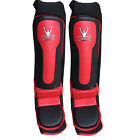 Boxing Shin Guards Shin Instep Muay Thai Black Kick Boxing Leg Pads