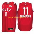 KLAY THOMPSON Golden State WARRIORS 2016 ALL STAR GAME Adidas SWINGMAN Jersey