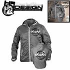 Hotspot Design Windbreaker & Rain Jacket K-Way Ocean Performance