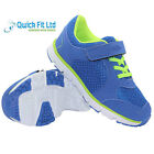 NEW BOYS RUNNING TRAINERS INFANTS KIDS SHOCK ABSORBING SCHOOL SPORTS SHOES SIZES