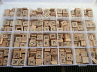 WOODEN SCRABBLE LETTER TILES PICK & MIX 0 - 1000 NUMBERS CHOOSE YOUR LETTERS