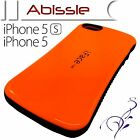 Premium Heavy Duty Durable Case Cover for Apple iPhone 5 and 5S Phone Orange