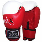 Rex Leather Boxing Gloves Sparring Punch Bag Mitts Gloves 14 , 16 OZ