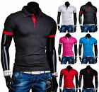 URBAN SURFACE Men's Fashion T-Shirts Slim Fit Tee New Casual Short Sleeve Tops