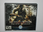 Medal of Honor: Pacific Assault (PC, 2004) Jewel Case (Game for Windows)