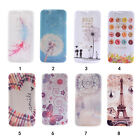 Pattern Soft Cartoon Silicone Gel TPU Back Case Cover Skin For Huawei Ascend G7