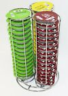 Stainless Steel Tassimo Coffee Expresso Machine Capsule Pod Holder Rack