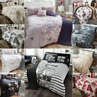 5 Pcs Luxury Bed in a Bag Duvet Cover, Cushion Cover, Bed Runner & Pillowcases