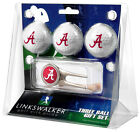 3 Ball Golf Gift Pack with Divot / Cap Tool - Various Teams