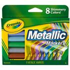 Crayola Marker Set Fine Line CLASSIC, CONTEMPORARY, Metallic Markers Home School