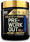 Optimum Nutrition Gold Standard Pre-Workout 30 Servings Choose A Flavor