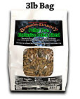 BBQ Pellets Blended w/ 30% Charcoal For Minion Method style smokers- 3# Bag