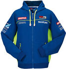 Genuine Suzuki MotoGP GP Ecstar Team Hoody Large New With Tags