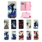 New Diamonds PU Leather Flip Stand Case Cover Shell for Samsung Galaxy Note 5