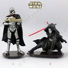 New ! Star Wars Captain Phasma / Kylo Ren / Ben Solo 7.5cm-10cm PVC Figure Loose £4.49 GBP on eBay