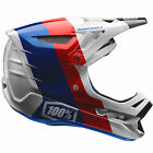 100% NEW Aircraft R8 White Downhill Mountain Bike BMX Carbon Fibre MTB Helmet