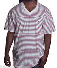 Artful Dodger Men's $68 Bloody Bordello White Stripe Tee Shirt Size XL