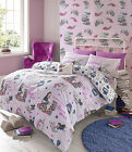 Matilda Bookworm Duvet cover set by Roald Dahl, includes pillow case(s)