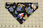 DOG BANDANA Sz XS-L Over Collar TEXAS OUR TEXAS BlueBonnets Boot LONE STAR STATE