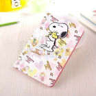Stitch & Minnie Disney Leather Wallet Stand Holder Case Cover For iPad Mini 3/4