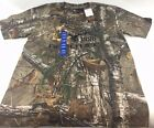 Realtree Buckhorn River T-Shirt 1986 (Various Colors in size Large and X-Large )