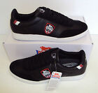 Kyпить LONSDALE Men's Black Red White Orton New Casual Trainers Shoes Size UK 8 на еВаy.соm