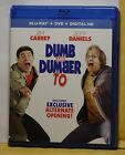 VERY GOOD DUMB AND DUMBER TO ON BLU-RAY! NO DIGITAL OR DVD! LIKE NEW DISC!