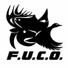 Cracker decal,F.U.C.O. For Us Crackers Only sticker,redneck decal,hunting fish