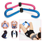 Thigh Chest Leg Arm Excercise Trainer Toner Fat Burning Workout Burner Pink/Blue