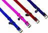 Braided Safety Cat Collar, No. 800 RD,  by Hamilton Pet Company