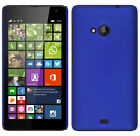 Ultra Slim Rubber Matte Hard Case Cover For Nokia Microsoft Lumia Vaious Phones