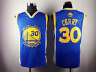 Stephen·Curry # 30 Basketball Sleeveless Swingman Men's Racing Embroider Shirt