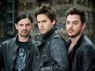 30 Second To Mars Music Rock Band Alternative Jared Leto Wall Print POSTER