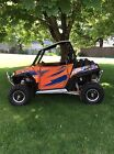 2013 Polaris RZR 900 XP Orange Madness 102 Miles Only, 13.7 Hrs. Great Shape!
