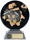 CLAY PIGEON SHOOTING TROPHY WINNER 3 SIZES AVAILABLE ENGRAVED FREE AWARD SHOOT