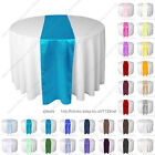 10 20 30 quality thick satin table runner wedding party banquet venue decoration